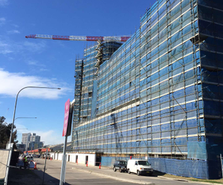 GS Are The Head Contractor For The Fixout Works To These 350 Units, Scope Includes; Skirting,arcs & bathroom Accessories Homebush, NSW