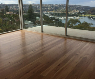 New floors and doors for Seaforth major renovation Seaforth, NSW