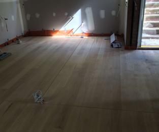 New floors for major reno Randwick, NSW