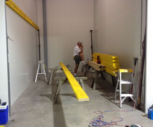 Moving into a new factory with mezzanine North Manly, NSW