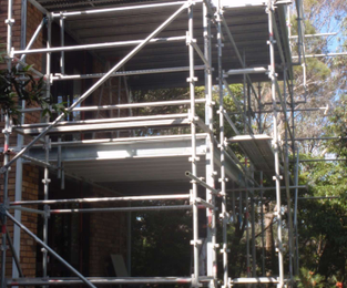 3 new balconies in a fire zone St Ives, NSW